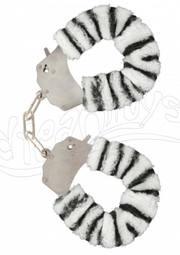 Furry Fun Cuffs Multicolor