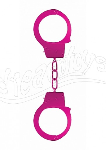 Beginner's Handcuffs - Pink
