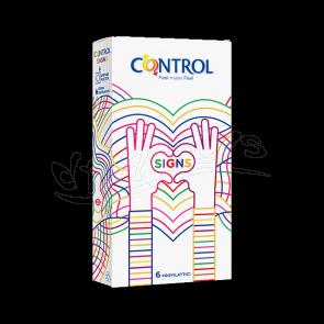 Control Signs (6 pz)