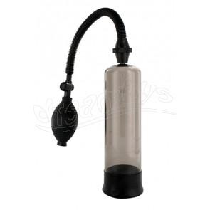 Penis Pump Enlarger Black