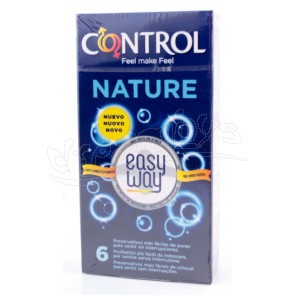 Control Nature Easy Way (6 pz)