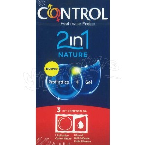 Control 2 in 1 Nature 3 pz