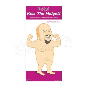 Kiss The Midget! Party Game