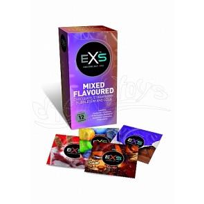 Exs Mixed Flavoured (12 pz)