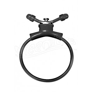 Adjustable Cockring - Black