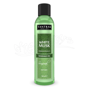 Tantras love oil - White Musk (150 ml)
